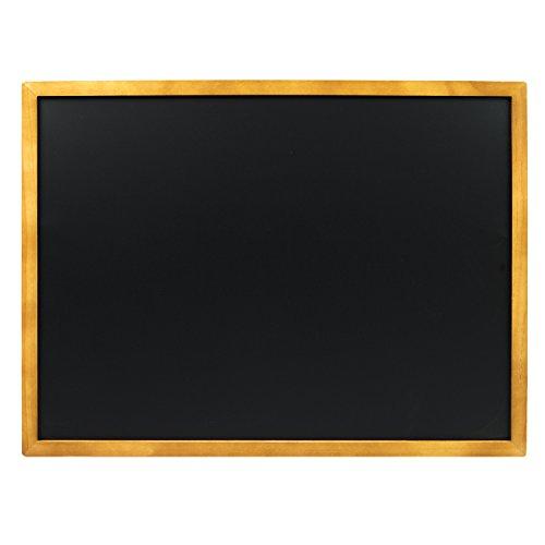 Porcelain Steel Magnetic Wall Mounted Chalkboard - 24