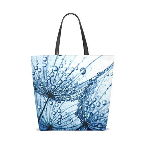 Dandelion Porter Bennigiry Sac Unique Pour Femme L'épaule À 001 Flower Tote Taille Water faFwf1q