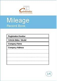 mileage logbook