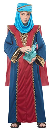 Balthasar, Wise Man (Three Kings) - Child Costume -