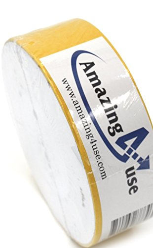Durable Superior tape adhesive install
