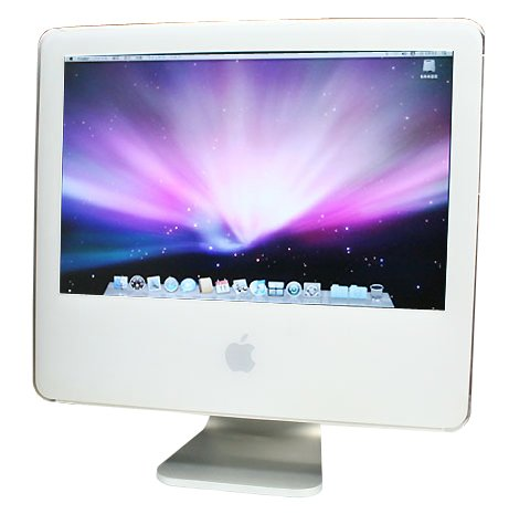 アップル iMac G5 (2GHz 17インチワイド液晶 1GB AirMac Bluetooth)の商品画像