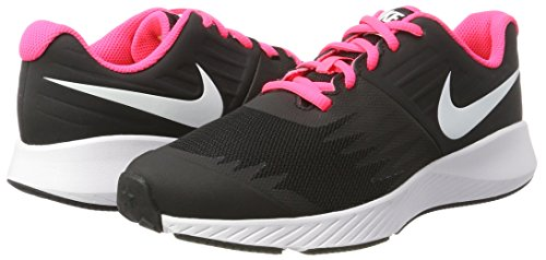gs Donna Da Runner racer Nero Scarpe Pink Trail volt Nike black Running Star 001 white AwaqxaE