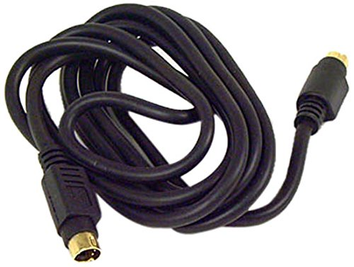 Belkin 6ft Composite Av Cable - Belkin F8V308-06 6 feet Gold Plated S-Video Cable