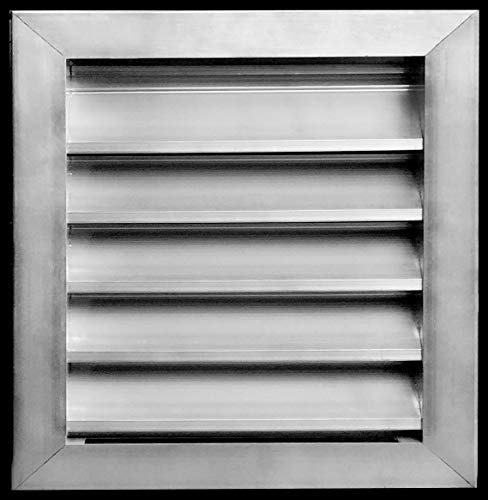 louvered gable vent - 5