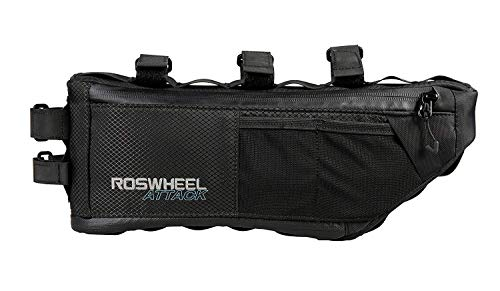 Buy Bargain Roswheel Bike Bag Bicycle Storage Bags Tail Tool Underseat Handlebar Bag Bike Top Tube S...
