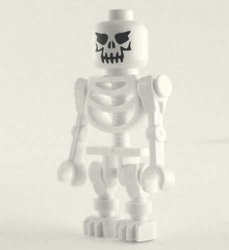 LEGO Prince of Persia Minifigure 2-Pack Swivel Arms Skeleton