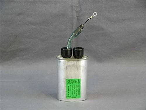 Recertified Elcomtec HCH-212105I Microwave High Voltage Capacitor W/ Diode 1.05 uF 2100 VAC 50/60Hz T85S
