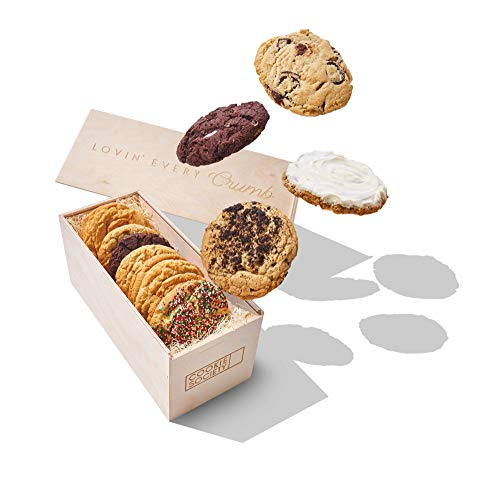 Cookie Society cookie gift set