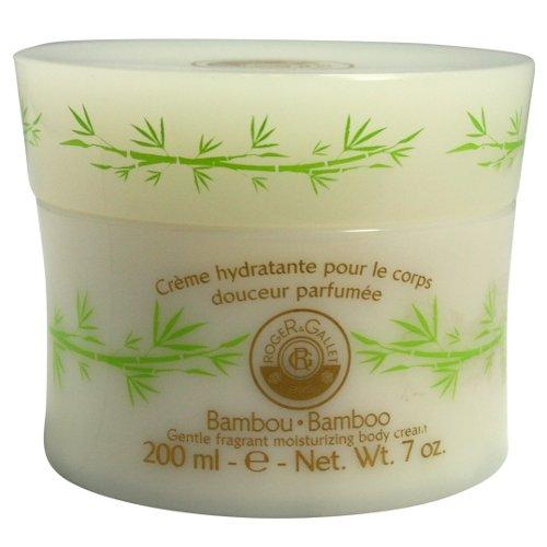 (ROGER & GALLET Bamboo Body Cream, 7 Ounce)