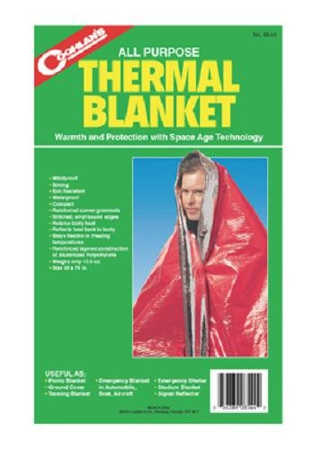 Coghlan's Thermal Blanket, Outdoor Stuffs