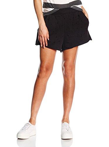 Shorts Cheap Monday Trash Noir Femme