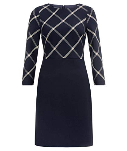 Damen Dress Hobbs 52 Kleid Carolyn Marine F6TwxnYdqR