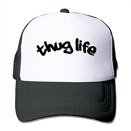 f4523480a3e Amazon.com  PING Men s Thuglife Thug Life Hiphop Cap Black ...
