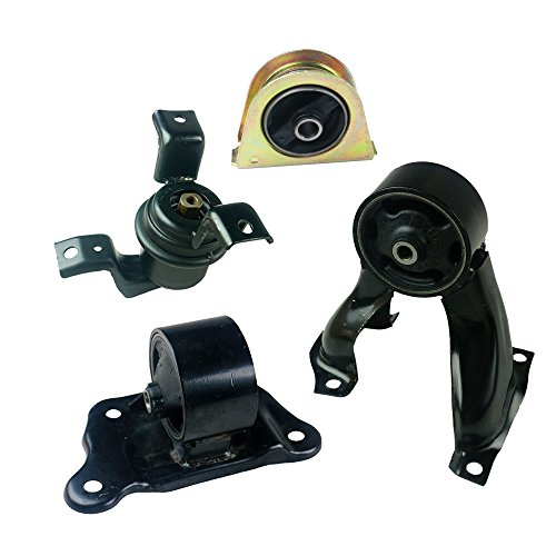 Front Right Rear Engine Motor Transmission Mount Kit Fit for Mitsubishi Lancer 2.0L 2002-2007 Auto 4pcs