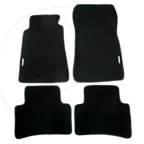 LT Sport Custom Fit 00-07 Mercedes Benz C-Class Premium Nylon Floor Mats Carpet
