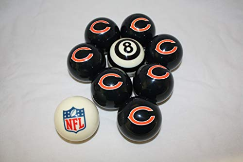 Chicago Bears Billiard Ball - 2