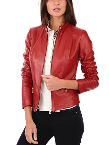 Silversoft Womens Lambskin Leather Jacket
