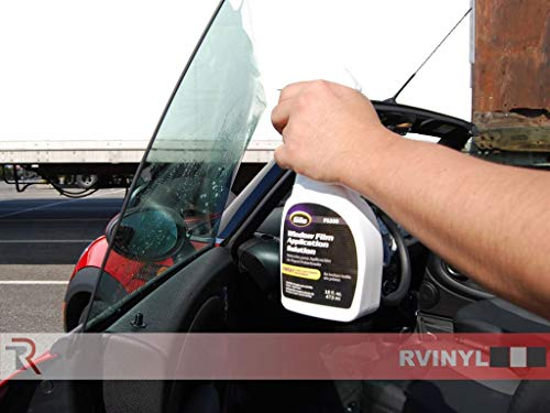 Rtint Window Tint Kit for Hyundai Elantra 2013-2017 (Hatchback) - Windshield Strip - 20%