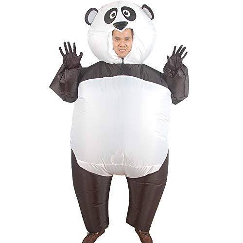 Jonist Disfraz De Panda Inflable Adulto Panda Gigante ...