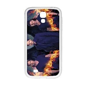 Happy Fire Man Hot Seller Stylish Hard Case For Samsung Galaxy S4