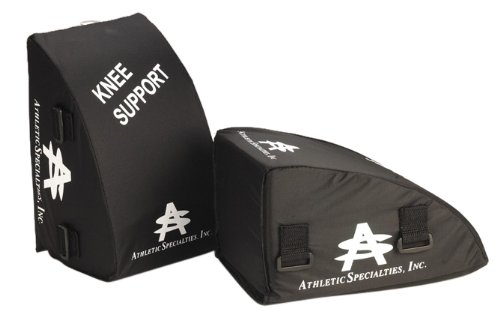 Athletic Specialties Youth Catcher's Knee Support Pad by Athletic Specialties