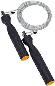 Corda de Pular de Aço Cross com Rolamento Vollo VP1045