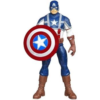 Avengers 8 inch Hero Action Figure, Captain America