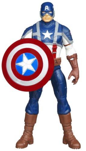 Hasbro - Figurine Marvel Avengers - Captain America 20cm - 0653569708513