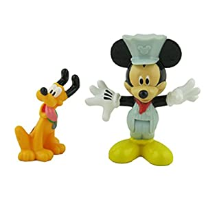 Fisher-Price Disney Mickey Mouse Clubhouse Wobble Bobble Choo Choo – Replacement Mickey Mouse & Pluto