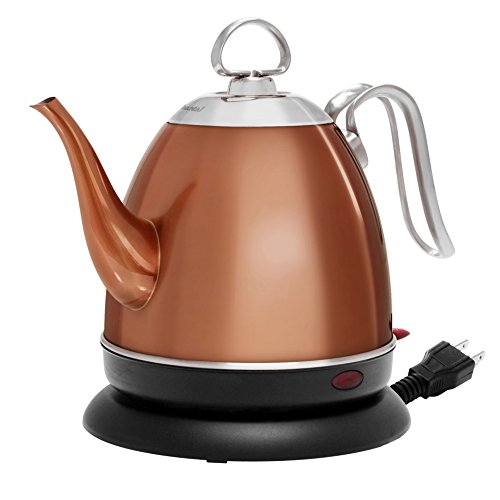 chantal stainless kettle - 6