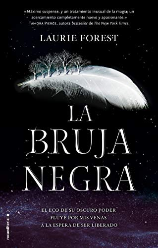 La bruja negra (Roca Juvenil) (Spanish Edition) by [Forest, Laurie