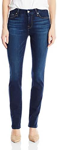 7 For All Mankind Women's Kimmie Straight in Santiago Canyon