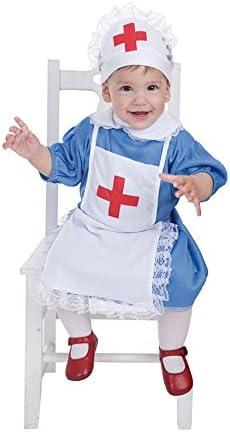 LLOPIS - Disfraz Bebe Enfermera: Amazon.es: Juguetes y juegos
