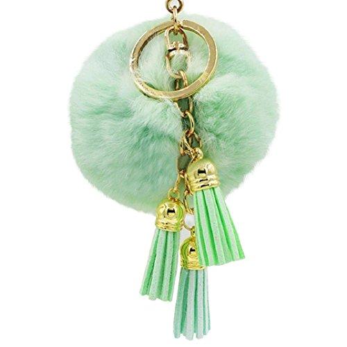 Green Ball Pendant Light