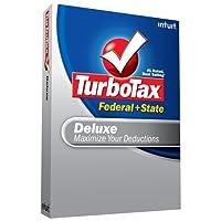 TurboTax Deluxe Federal + State + eFile 2008 [VERSIÓN ANTIGUA]