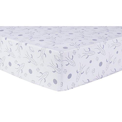 Amazon Com Trend Lab Galaxy 3 Piece Crib Bedding Set