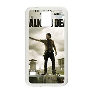 The Walking Dead Rick White samsung galaxy s5 case
