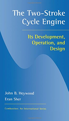 Two-Stroke Cycle Engine: It's Development, Operation and Design (Combustion)