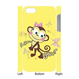 YCHZH Phone case Of Monkey Cover Case For Iphone 5C