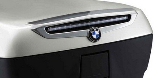 BMW Genuine K1600GT K1600GTL Motorcycle ADDITIONAL BRAKE LIGHT FOR TOP BOX