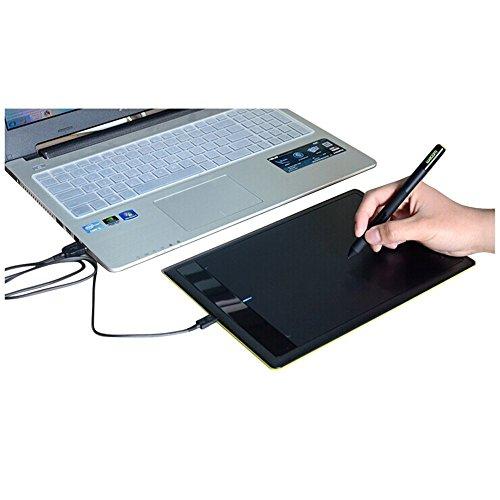 Wacom tavoletta grafica ultimo modello bamboo pen digital - Tavola grafica per pc ...