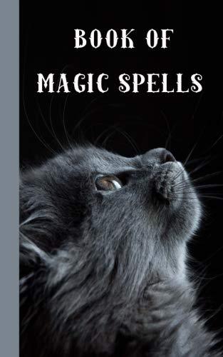 Book of magic spells: 5 x 8