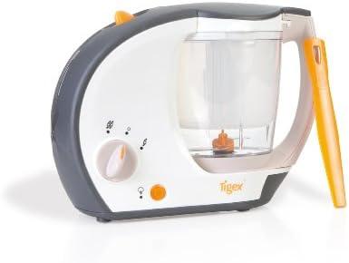 Tigex Collexion 700752 - Robot de cocina con bol de cocción para arroz, color naranja: Amazon.es: Hogar