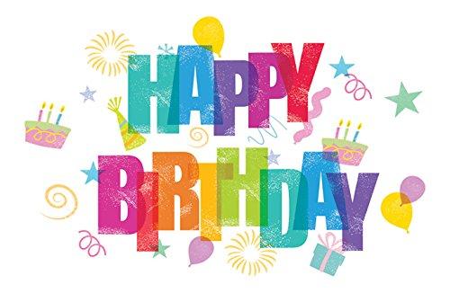 (Postcards - Birthday - Kids - Happy Birthday (Pkg. of 25) )