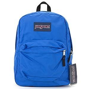Jansport Superbreak Backpack (blue streak)