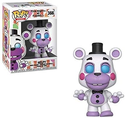 Funko POP Five Nights at Freddy/'s Nightmare Sister location-Baby Action Figures