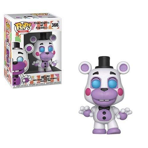 Five Nights AT Freddy´S - Pop 6 Pizza SIM- HELPY