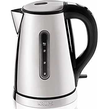 krups water kettle instructions
