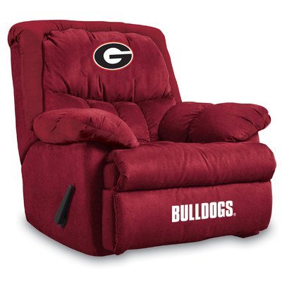 Imperial Officially Licensed NCAA Furniture: Home Team Microfiber Rocker Recliner, Georgia Bulldogs (Georgia Bulldogs Recliner compare prices)